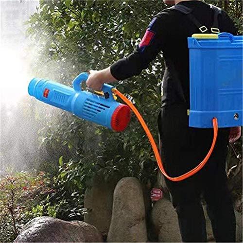GFYWZ Tragbares Sprühgerät, Sprühmaschine Für Wassernebelpartikel, Intelligente Elektrische ULV-Nebelmaschine, Geeignet Für Die Desinfektion Von Öffentlichen Plätzen Im Innen- Und Außenbereich