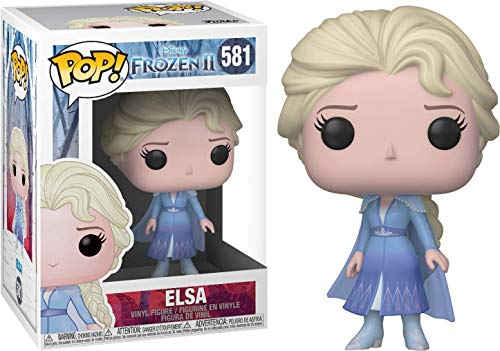 Disney Frozen 2 - Boneco Pop Funko Elsa #581