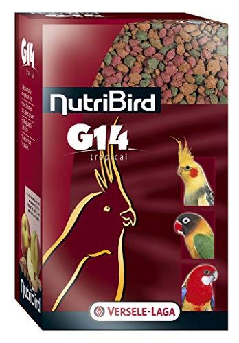 Versele Laga NutriBird G14 Tropical, 1Kg (pienso de mantenimiento)