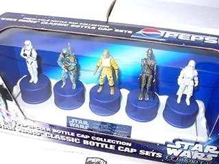 Star Wars Pepsi Classic bottle cap set 4