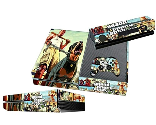 ModFreakz Console/Controller Vinyl Skin Set - Stolen Car Game for Xbox One Original