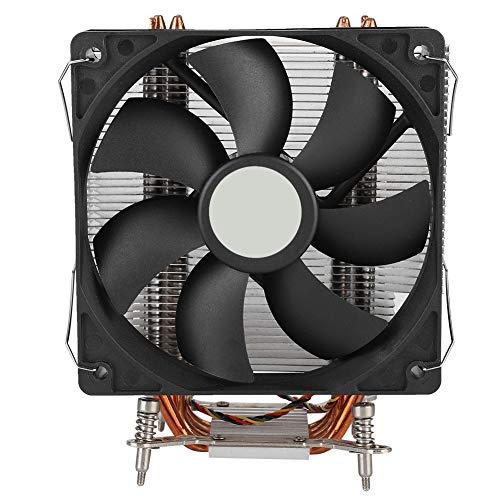 CPU-koeler, 48CFM Grote windkracht 4 Heatpipe hydraulisch lager CPU-koeler DC 12V voor Intel LGA 1366/775/1150/1151/1155/1156 1366/2011 Moederbord