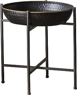 Frank Hudson Wesley Side Table, 485 x 485 x 520mm