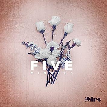 Five Minutes - Single