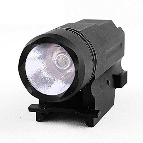 800Lm CREE LED Tactical Gun Rifle Pistol Flashlight Mount Hunting Light