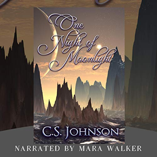One Night of Moonlight Audiobook By C. S. Johnson cover art