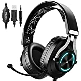 Best Pc Gaming Headsets - EKSA E3000 Gaming Headphones Wired with Stereo, Gaming Review