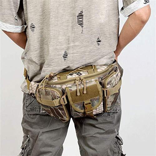 Tragbare Angelrolle Aufbewahrungstasche, Angeltasche Tackle, Angelausrüstung Aufbewahrungstasche, im Freien wasserdichten Großvolumige Angeltasche (Das Bild ist nur als Referenz, enthält nur ein Paket
