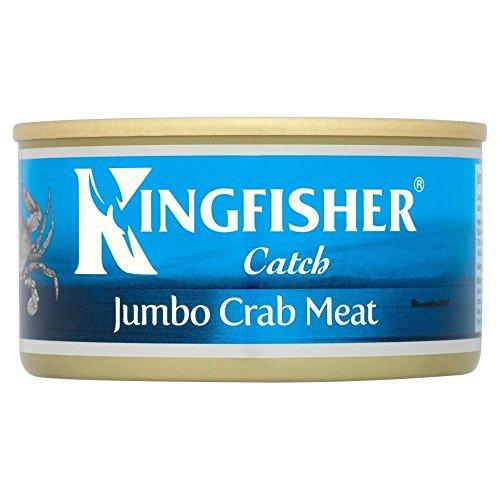 Kingfisher Carne De Cangrejo Gigante En Salmuera (170g) (Paquete de 2)
