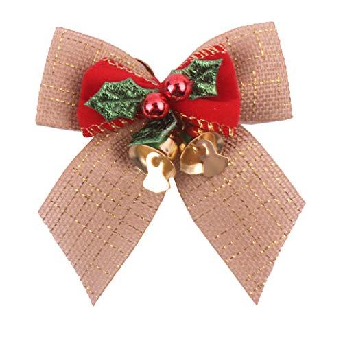 HSKB Kerstmis hanger metaal plaatstaal hanger kerstdecoratie kersthanger boomversiering kerstdecoratie om op te hangen shabby chic kerstboom