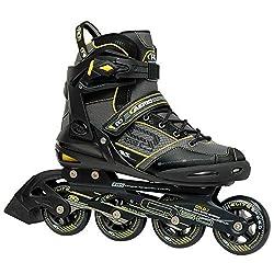 powerful Men's Roller Derby AERIO Q-60 Roller Skate (10)