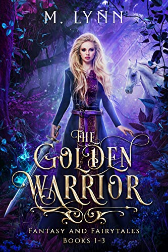 Book Cover for The Golden Warrior