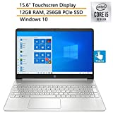 2020 HP 15 15.6' Touchscreen Laptop Computer, 10th Gen Intel...
