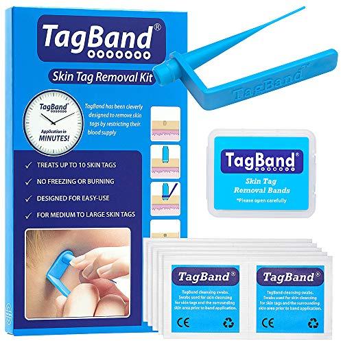 TagBand Fibrom Entfernungsgerät für mittlere bis große Stielwarzen