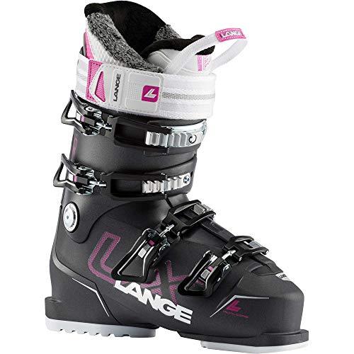 Lange LX 80W dames skischoenen, zwart/grijs, 240