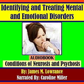 Identifying and Treating Mental and Emotional Disorders audiobook cover art