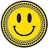 DMC Slipmats Tocadiscos (1 par) - negro/amarillo...
