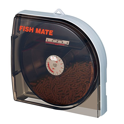 automatic pond fish feeder - 3