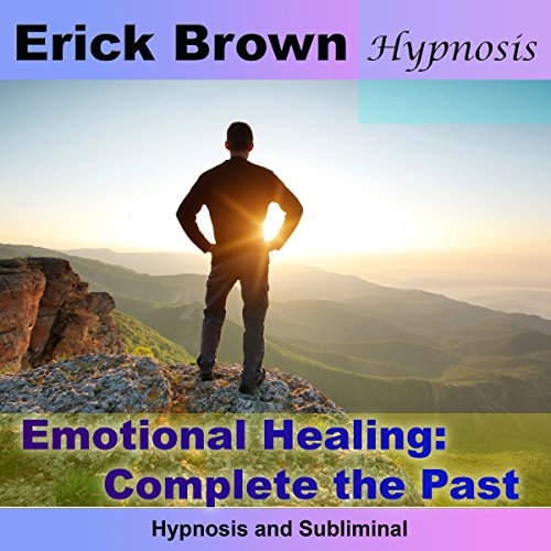 Emotional Healing audiobook cover art