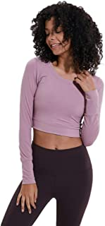 SGJFZD Women Workout Fitness Hign Quality Fashion Running Pants-High Waist Quick Dry Waistband Sport Leggings (Color : Pink, Size : 10)