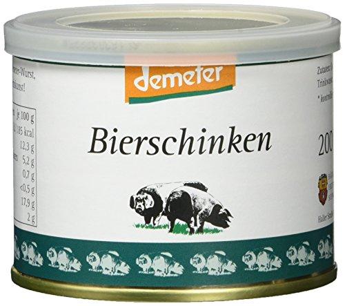 Bio Fit Bierschinken, 6er Pack (6 x 200 g)