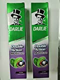 DARLIE Toothpaste Double Action MultiCare 180g x 2 - Contains Fluoride That Flights Cavities and Strengthen Teeth