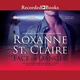 Face of Danger     Guardian Angelinos              By:                                                                                                                                 Roxanne St. Claire                               Narrated by:                                                                                                                                 Violet Grey                      Length: 11 hrs and 55 mins     63 ratings     Overall 4.4