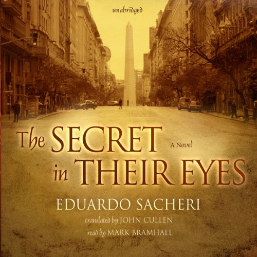 The Secret in Their Eyes copertina