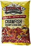 Louisiana Fish Fry Products Crawfish, Shrimp and Crab Boil Seasoning, 4.5-Pound Bag (Pack of 2)