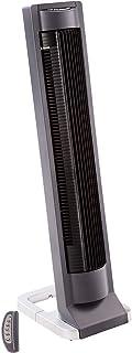 CasaFan AIROS PIN II - Ventilador (Ventilador tipo torre para el hogar, Antracita, Piso, Acrilonitrilo butadieno estireno (ABS), 115°, 7,5 h)