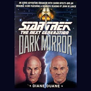 Star Trek, The Next Generation: The Dark Mirror (Adapted) Titelbild