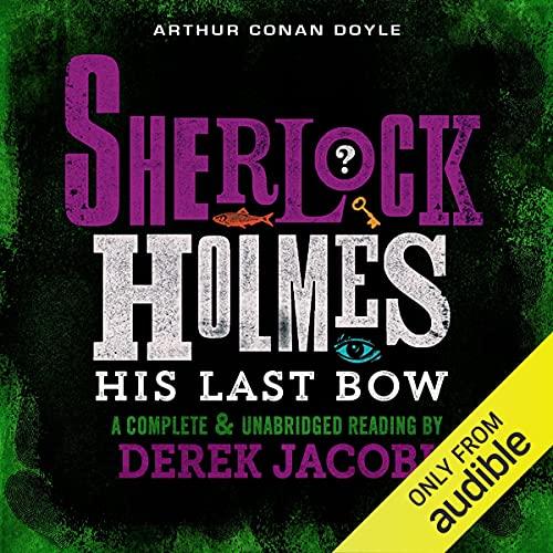 Sherlock Holmes: His Last Bow Titelbild