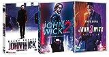 John Wick - La Trilogia 1-2-3 (3 Film DVD) Edizione Italiana