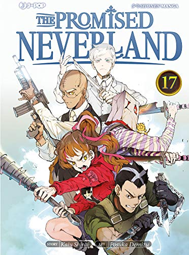 The promised Neverland (Vol. 17)(Versione italiana)