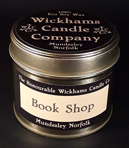 Book Shop: Eco Soy Wax (Vegan/Non GM)