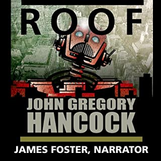 Roof audiobook cover art