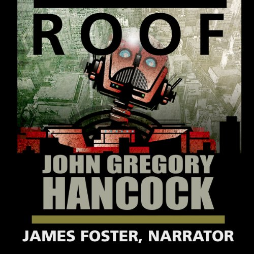 Roof audiobook cover art