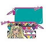 Barbie Neceser PVC/ply 24x14cm De Barbie Trousse à Maquillage 40 Centimeters Multicolore (Multicolor)