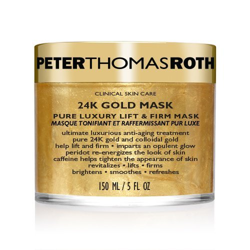 Peter Thomas Roth 24K Gold Mask Pure Luxury Lift & Firm Mask by Peter...