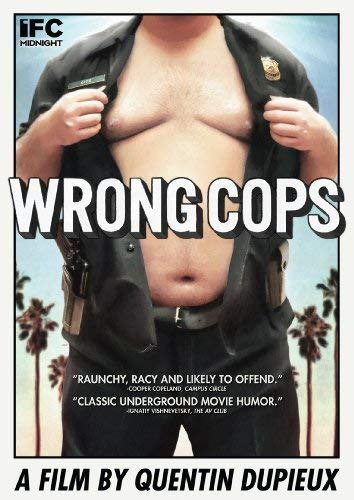 Wrong Cops by Mark Burnham