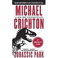 Jurassic Park: A Novel Kindle Edition Deals