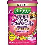 【医薬部外品】バスクリン薬湯入浴剤 カラダめぐり浴600g(約30回分) 疲労回復