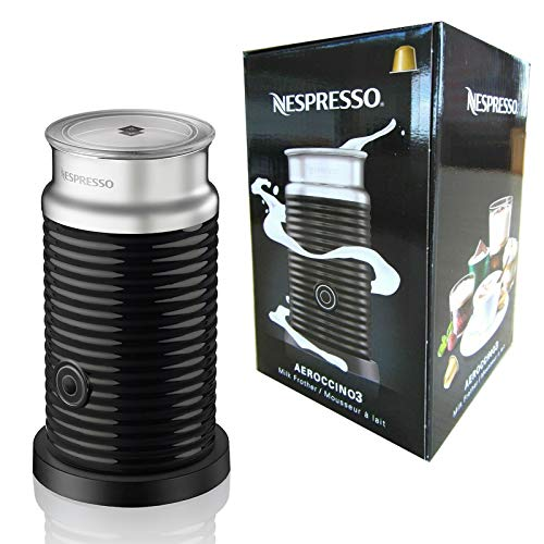 Nespresso Aeroccino 3 - Máquinas para hacer espuma de...