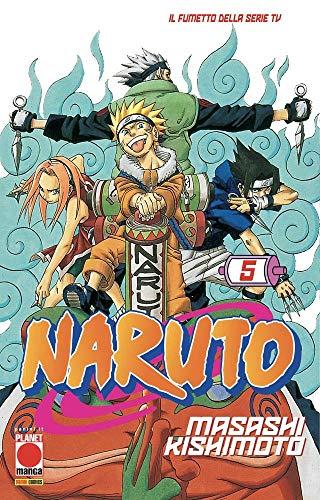 Naruto il Mito N° 5 - Ristampa - Planet Manga - Panini Comics - ITALIANO