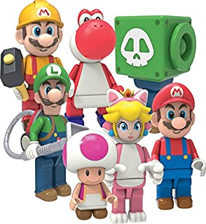 K'Nex Super Mario Mystery Bag - Series 10 (1 Mystery Figure Per Bag)
