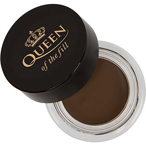 Queen of the Fill Eyebrow Pomade (Dark Chocolate)…