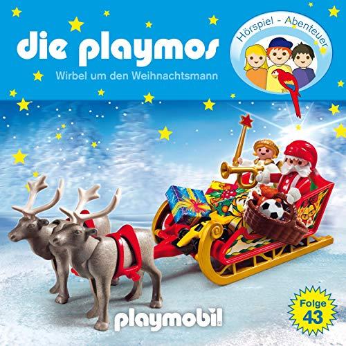 Wirbel um den Weihnachtsmann. Das Original Playmobil Hörspiel Titelbild