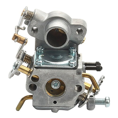 Harbot 545070601 Carburetor +530057925 Air Filter for Zama C1M-W26C 545040701 Poulan P3314 P3416 P3816 P4018 PP3416 PP3516 PP3816 PP4018 PPB3416 PPB4018 PPB4218 S1970 Gas Chainsaw