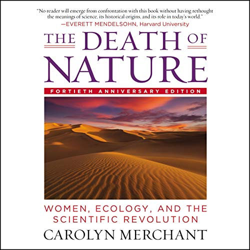 The Death of Nature audiobook cover art