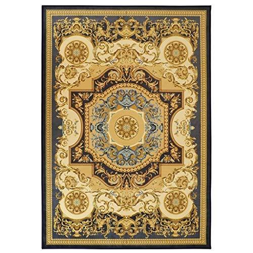 Karpetten voor woonkamer Slaapkamer Tapijt, Kort Geometrisch Patroon Korte Fuzz Sofa Vloerkleden (120 * 170cm (4ft x 5.6ft),4)